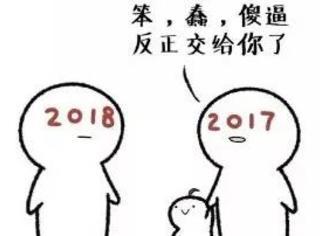 这就是2017年的我……