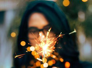 新的一年,我想和你在一起!