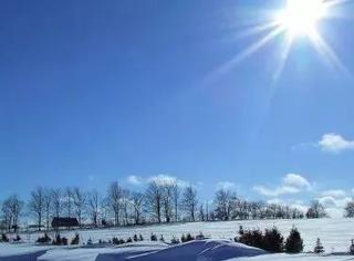 如何拍出漂亮雪景