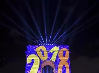 世界烟花庆典大赏:这颗蓝色星球迎来了2018年