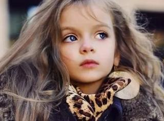 俄罗斯最炽手可热的小童模长大了,唯美的洛丽塔就是她本人啦