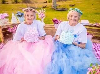 活到100岁,也要有颗不老的少女心