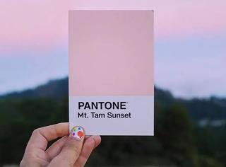 设计师是好色之徒吧?不然怎能拍出这组创意十足的食物色卡!
