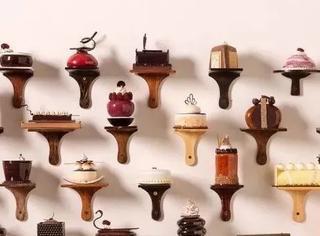 这些用玻璃和陶瓷制作的美食,不能吃却真的很诱人了!