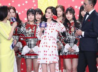 杨幂同框18岁少女脸和腿都双赢,吴昕竟然秒杀张柏芝?