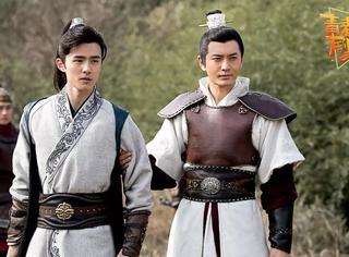 看了一年的韩剧没哭,黄晓明刘昊然的兄弟情却让我哭了!