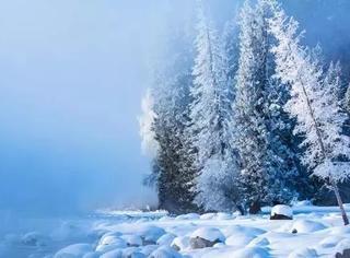 这个冬天可不能白白浪费了!还有那么多好玩的赏雪地还没去