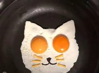 关于鸡蛋的N种吃法,是忙碌限制了我的想象力……