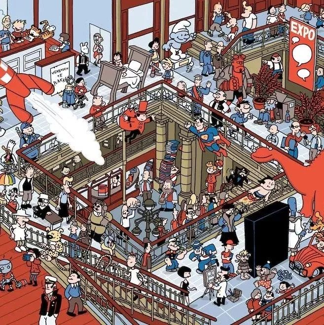 漫画之国只有日本?那你就真的out了!