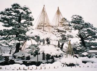 """不只有春樱和秋枫,这座""""小京都""""的雪更是美过了北海道!"""