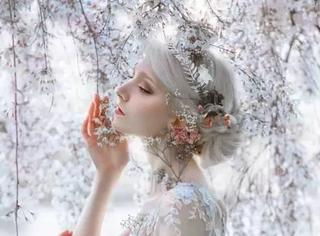 cos+超强后期,梦幻就这样变成了或空灵或美艳的现实