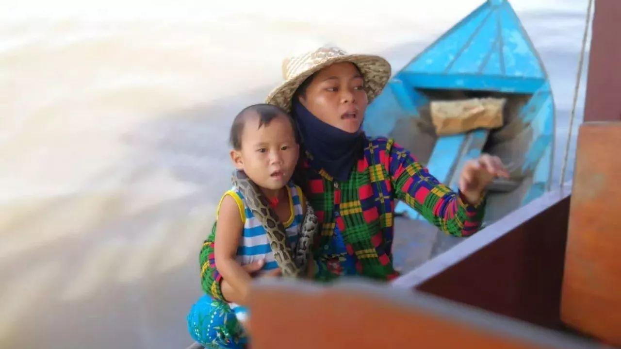 老妈游记:游洞里萨湖——看世界之柬埔寨