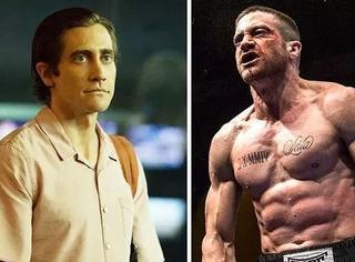 把自己弄得比瘾君子瘦,再壮成牛,他们是狠心的好莱坞明星