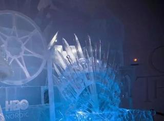 芬兰上线冰雪版《权游》,抗冻的真爱粉,敬你们是条汉子