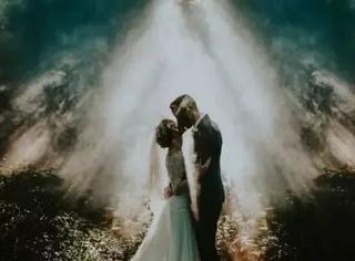 看完想结婚的照片~