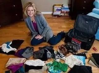 少带行李箱!教你衣服打包的正确方法!