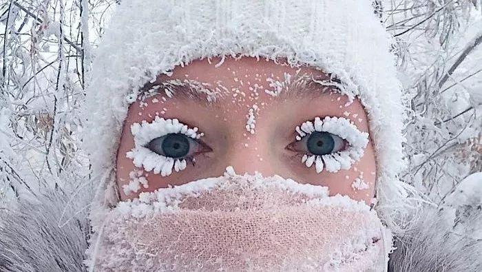 别人零下62度还要上班!你还有什么理由不努力呢?