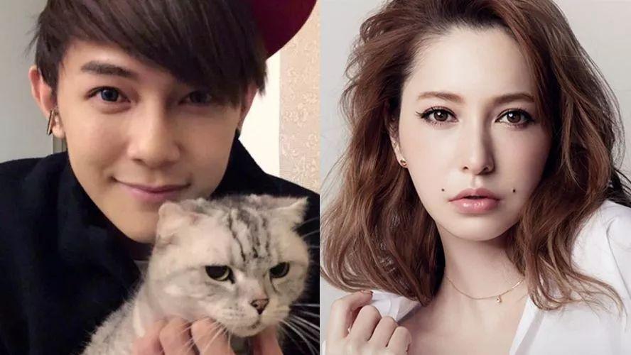 汪东城和藤井莉娜恋情公开?重点是你们居然不知道莉娜是谁!