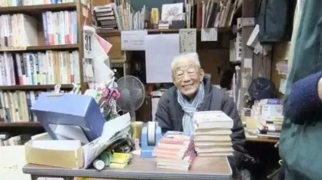 """日本老头儿写情书""""撩妹""""67年,还拥有全日本最暖心书店"""