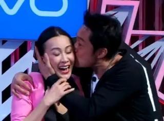 强吻刘嘉玲、狂吻宁静,马景涛为啥每次上节目都像在发酒疯?