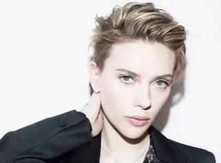 片酬2亿出演《黑寡妇》,Scarlett 的短发有多值钱