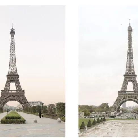 法国摄影师去杭州拍了组巴黎?