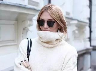 毛衣再多,不如这3件,百搭出各种高级穿法!