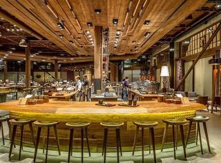 全球最大的星巴克烘焙工坊!可能也是最美的星巴克了