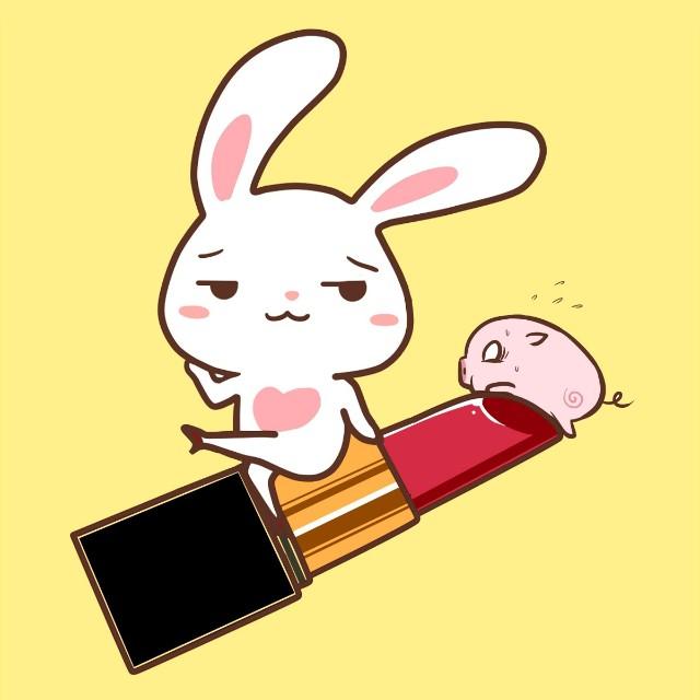 玛丽莲懵兔