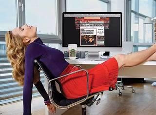 有了这样神奇的办公椅,我选择天天加班