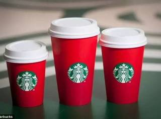 圣诞恶战:星巴克的小红杯标志着基督教文化要被赶出西方了?
