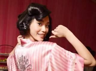 不止是刷图:独家专访维秘天使Ming Xi奚梦瑶的VS一日