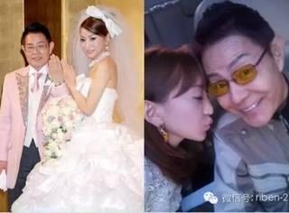 日本缘何流行老少配婚姻?原因揭秘