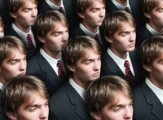 婚礼上这么多双胞胎,还以为进入平行时空了