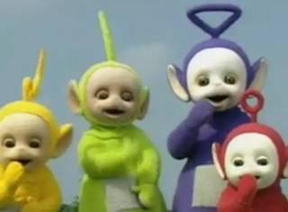 你一定不知道天线宝宝的四个真实身份