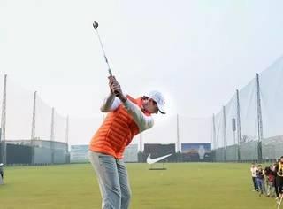 """""""老虎接班人""""表示,我是要成为高尔夫世界第一的男人"""