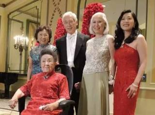 她已经110岁了,仍然身穿高跟鞋,喷洒香水,长寿又快活地生活!