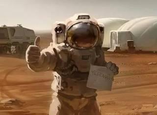 《火星救援》中9项真实的NASA科技