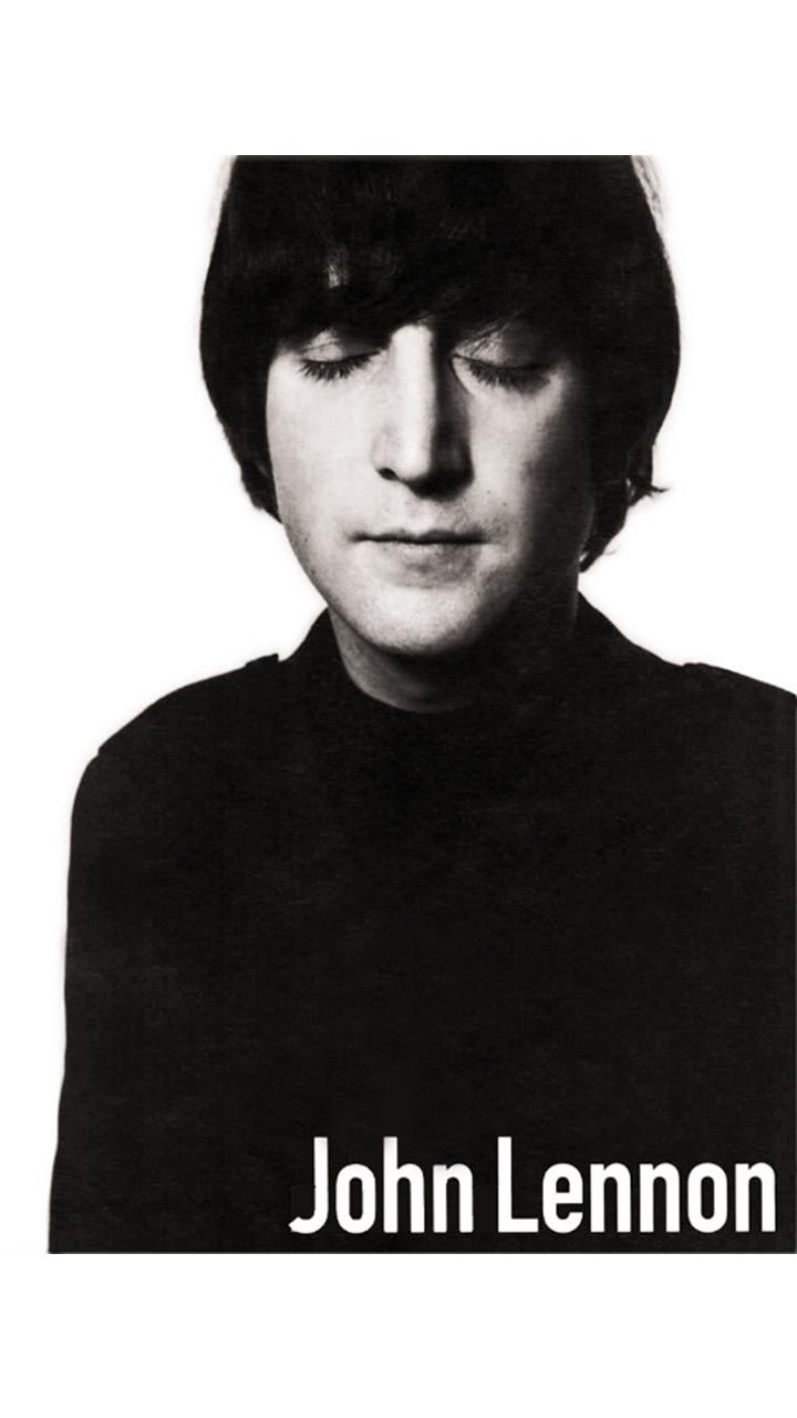 约翰•列侬34年祭 依然有人在想他