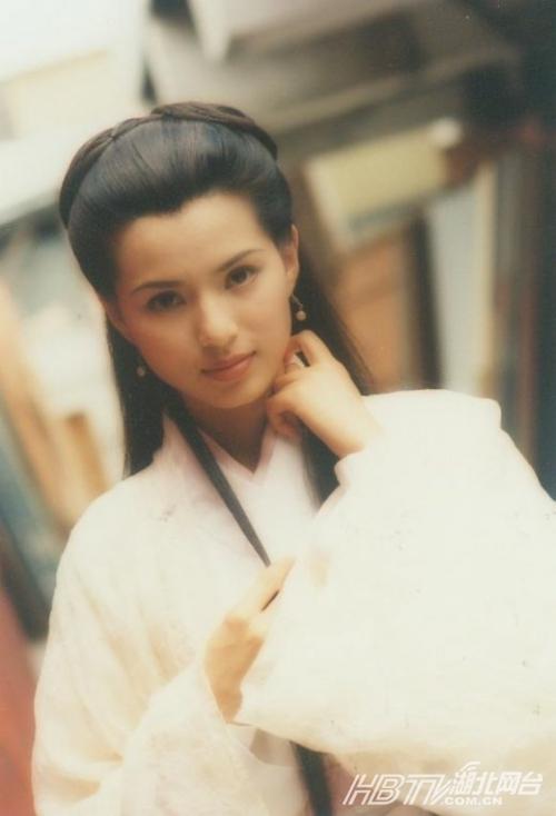 李若彤版小龙女才是史上最萌的