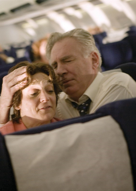 那些写在飞机失事前的遗言