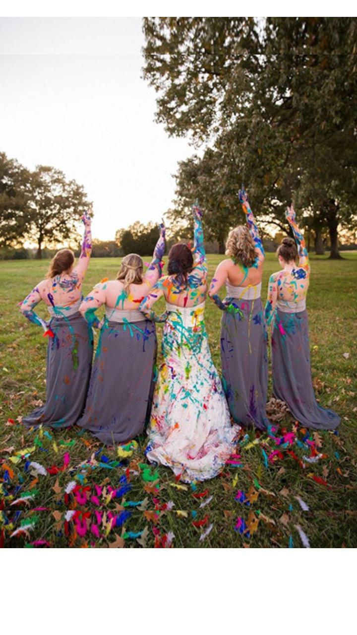 婚前5天被甩的新娘,却拍出了这世界最美婚纱照
