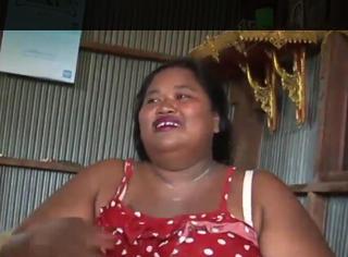 泰国有个村庄 每个胖女孩都是林志玲