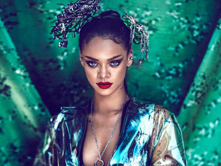 拿得下小李收得了Dior 蕾哈娜就是酱厉害的努力婊