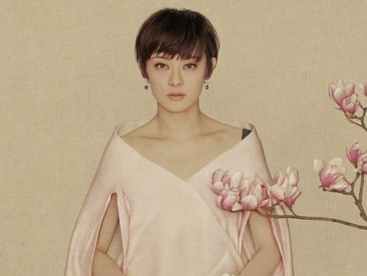 中国风第一美女 冰冰嬛嬛baby都输给了她...