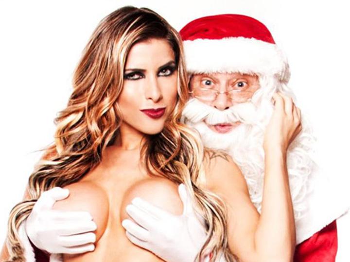 10張圖秒懂直男都想當圣誕老人的原因!