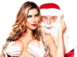 10张图秒懂直男都想当圣诞老人的原因!