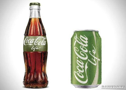 """有人喝了可乐公司出的""""绿可乐"""" 结果…"""