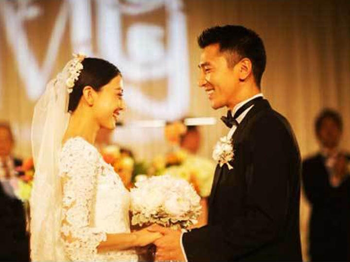 高圆圆赵又廷大婚,童话从来不是骗人的!