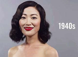 超火视频! 1分钟南北韩女人发型大不同神演绎